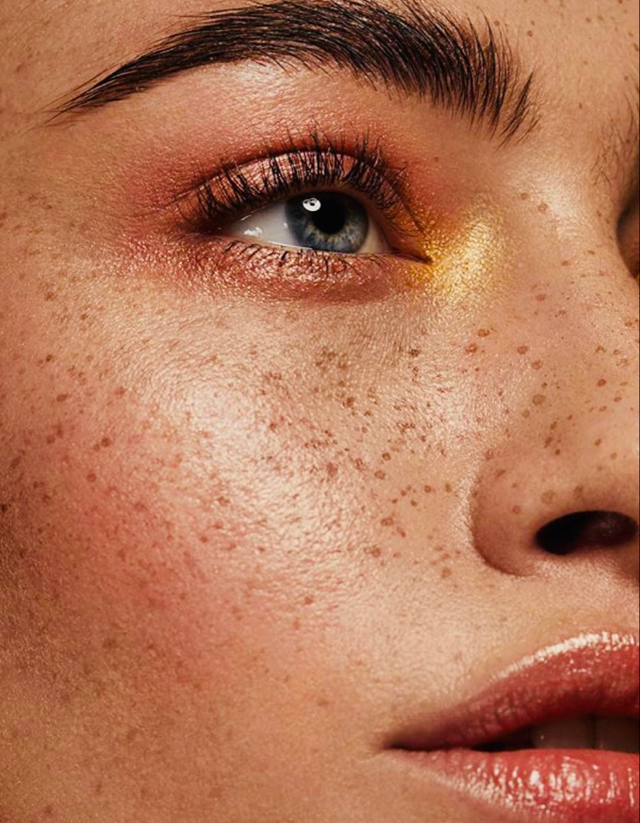 Sunkissed in 2020 Faux freckles makeup, Freckles makeup