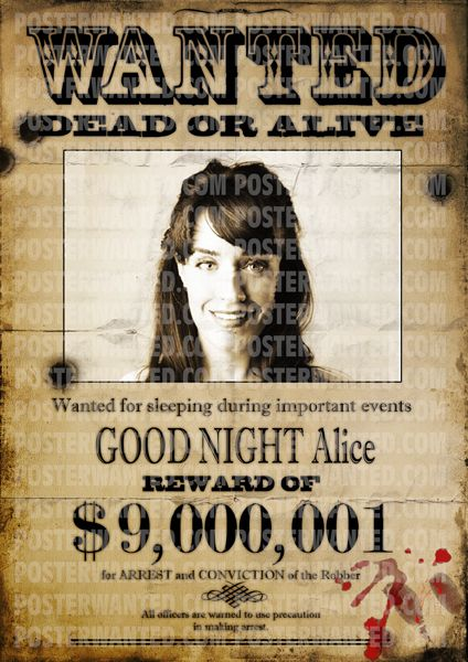 Make your own wanted poster using online wanted poster ...