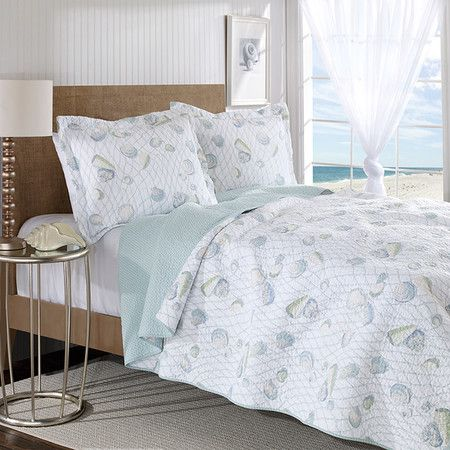 Refresh Your Master Suite Or Guest Room With This Lovely Cotton