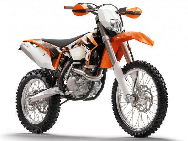 2012 Ktm 500 Exc Enduro
