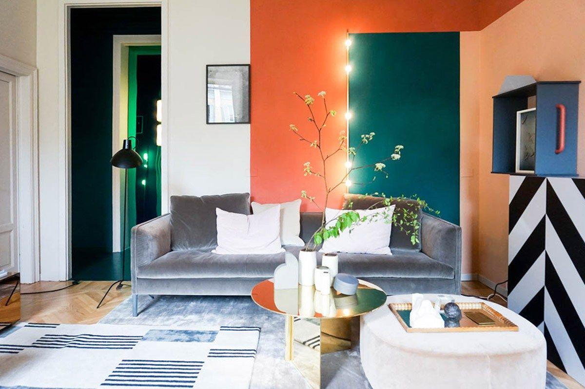 milan design week 2017 | colorful apartment, milan and apartments