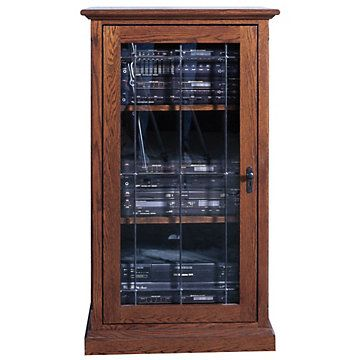 Mission Style Audio Cabinet 4052 M Audio Cabinet Forest Designs Audio Rack