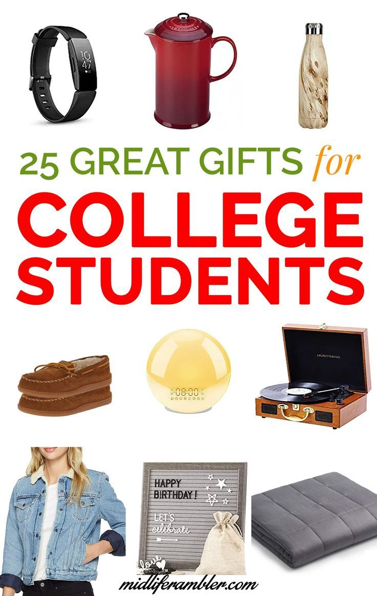 Christmas Gifts For College Students 2019.25 Great Christmas Gifts For College Students College Life