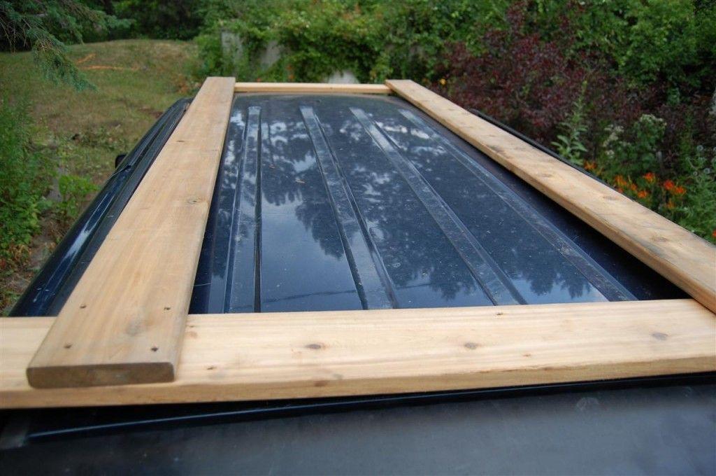 DIY Roofrack Roof rack, Small cars, Diy rack