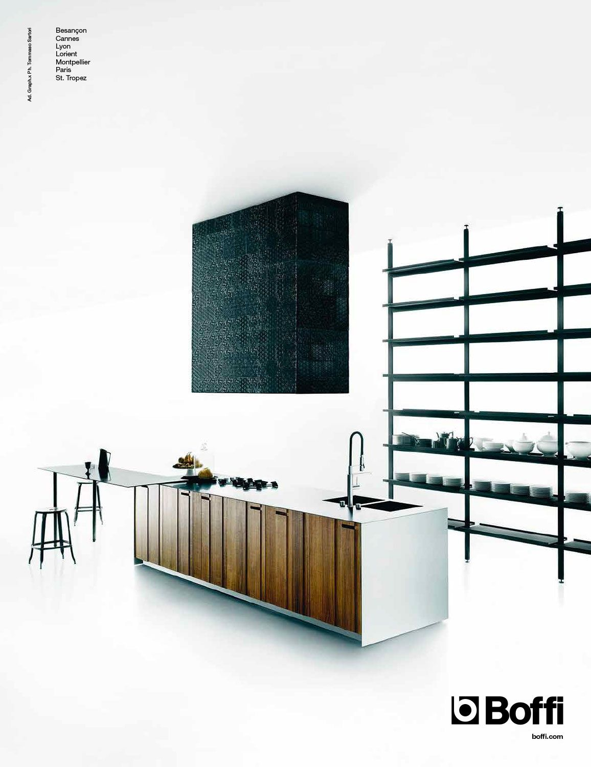 GraphX - projects - Boffi - Advertising