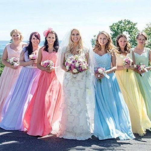 Eloise's Secret Closet Gallery Of Our Bridesmaids