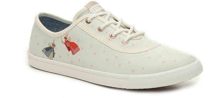 TOMS Fairy Godmother Sneaker   Womens