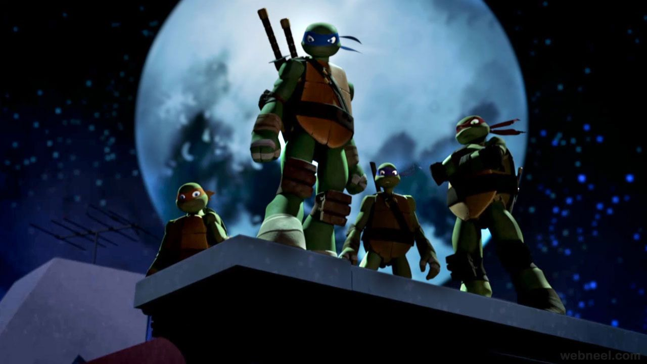 Teenage Mutant Ninja Turtles Wallpapers Wallpaper Tortugas