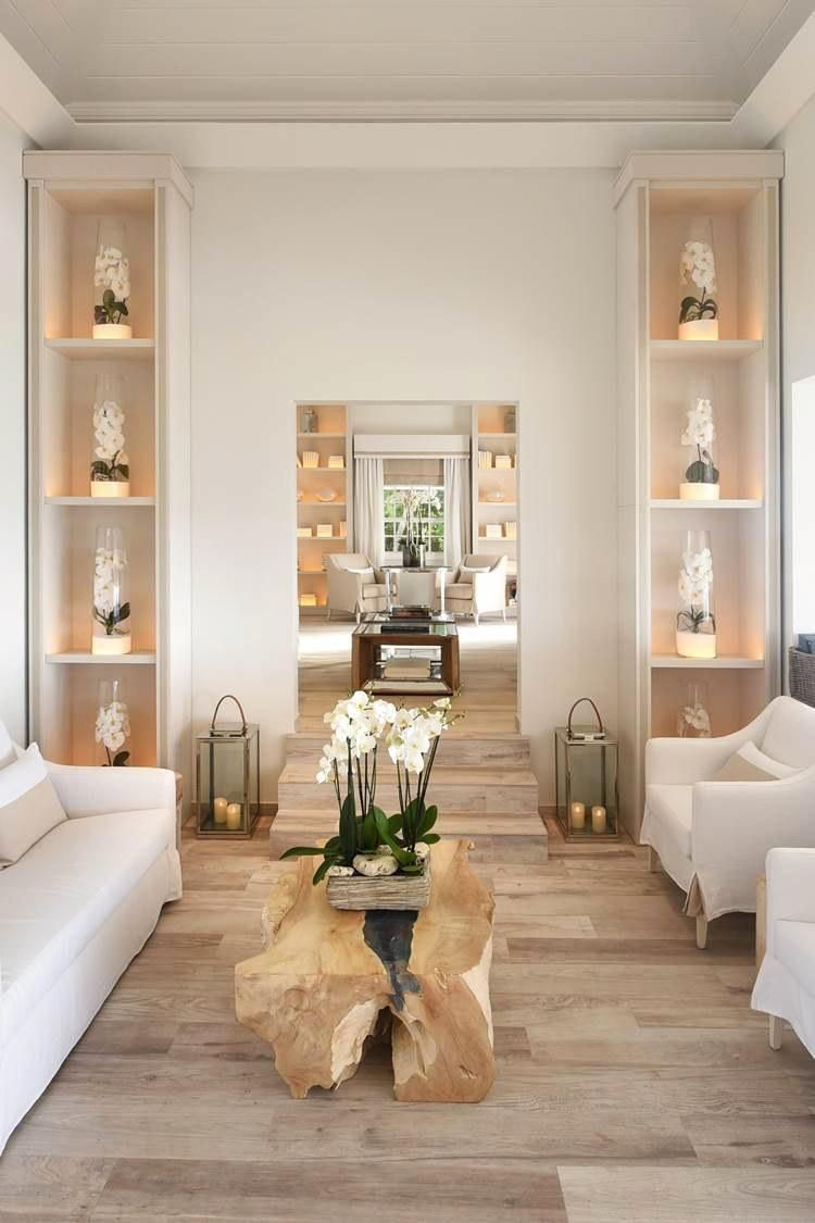 Photo Salon Feng Shui home decoration allows you to create luxury yet modern
