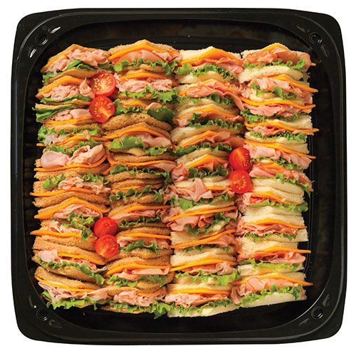 Image for Tea Sandwiches from the Kroger Deli you can order online