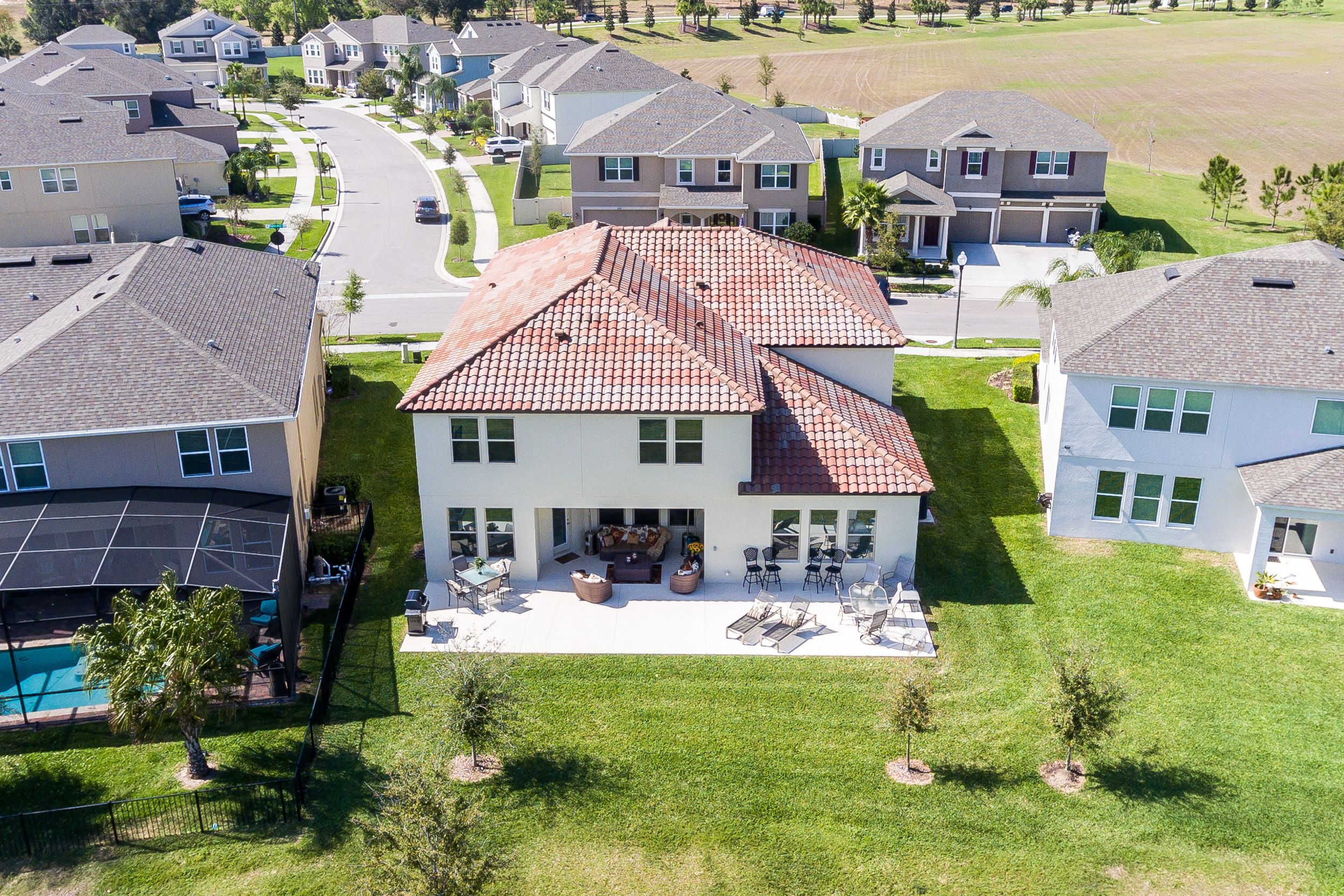 orchard hills is a master planned community featuring new single