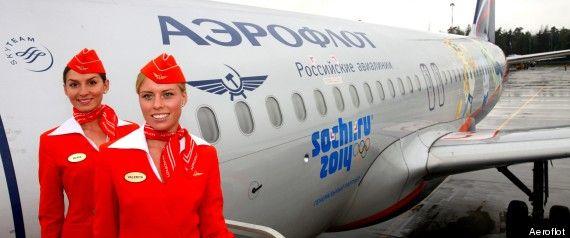 Resultado de imagen de AEROFLOT RUSSIAN AIRLINES,