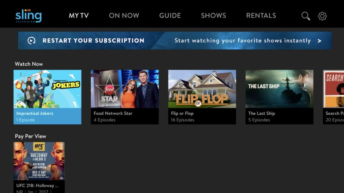 Keep an eye on this Big changes are coming for Sling TV
