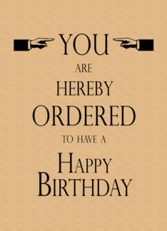 Happy Birthday Lawyer Legal Theme Humor 868043