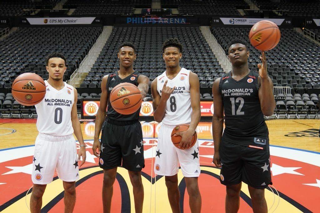 2018 2019 Signing Class Duke Basketball Basketball Basketball News