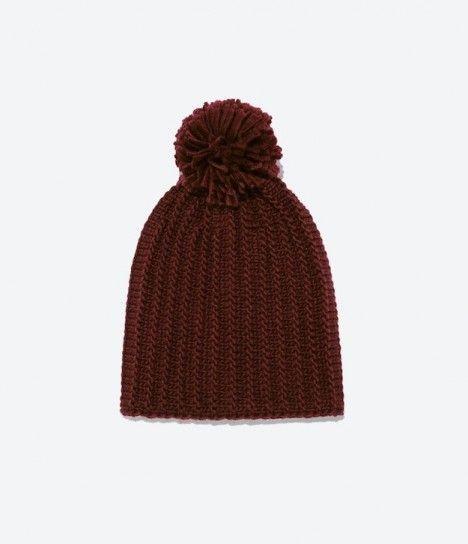 Zara Complementos Invierno 2014: fotos de los complementos