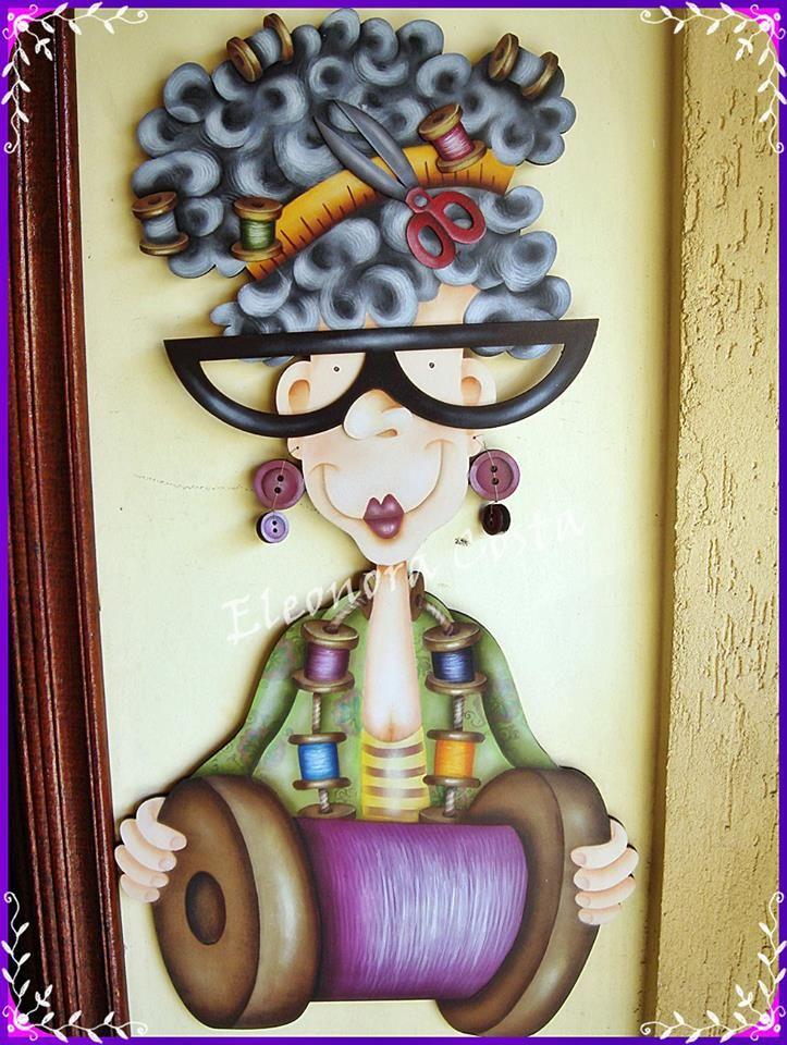 Costureira louquinha atelie arte com voce pinterest for Room decor embellishment art 3d