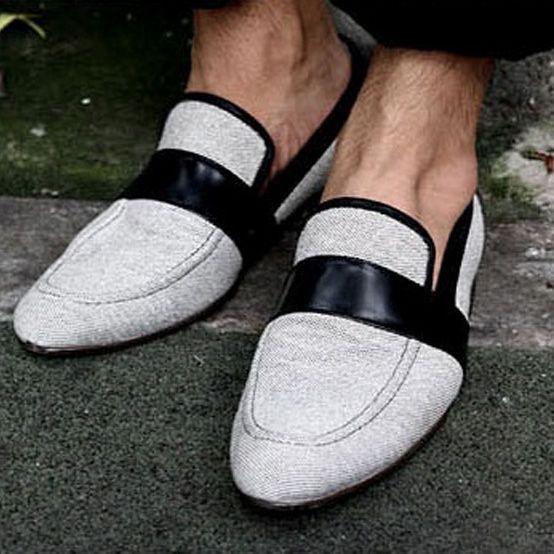 Luxurious Euro Vibe Moccasin Shoes - 19 - NSIE NewStylish