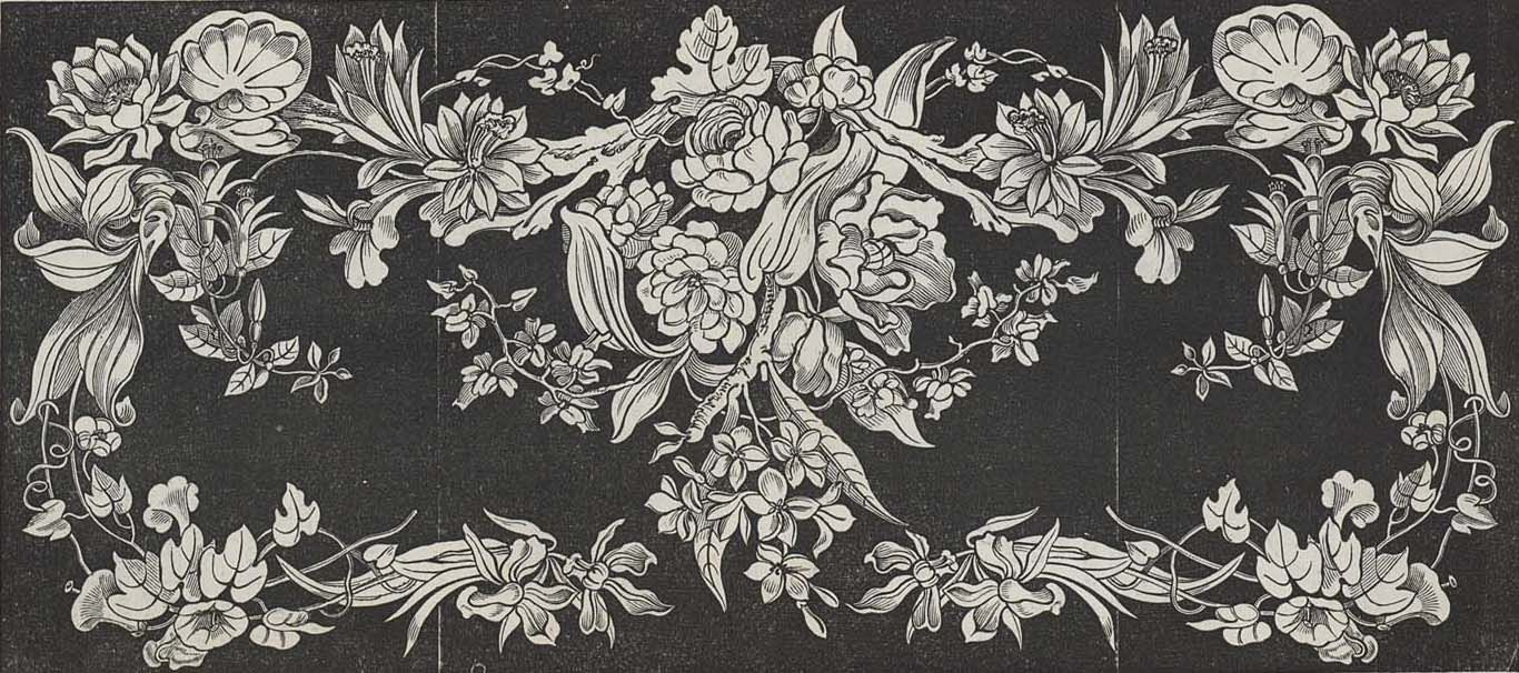victorian floral illustrations Google Search Victorian