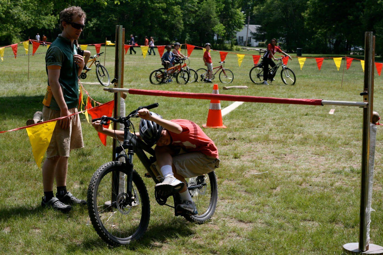 Kids Bike Skills Obstacle Course Google Search Kids Bike Kids Cycle Bike Events