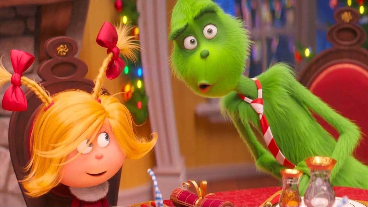El Grinch 2018 Pelicula Animadas En Espanol Latino Mejores Momento The Grinch Movie Grinch Christmas Wallpaper