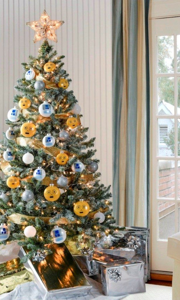 christmas decoration trends 2017 19 75 hottest christmas decoration trends ideas 2017 - 2017 Christmas Tree Decorating Trends