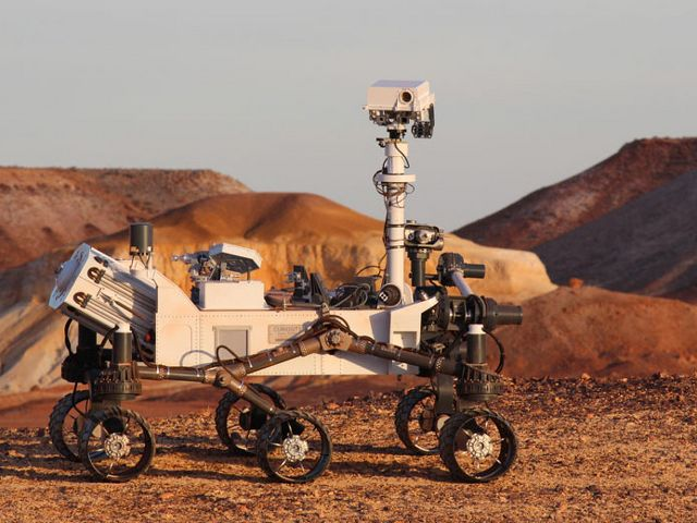 mars rover real pictures - photo #27