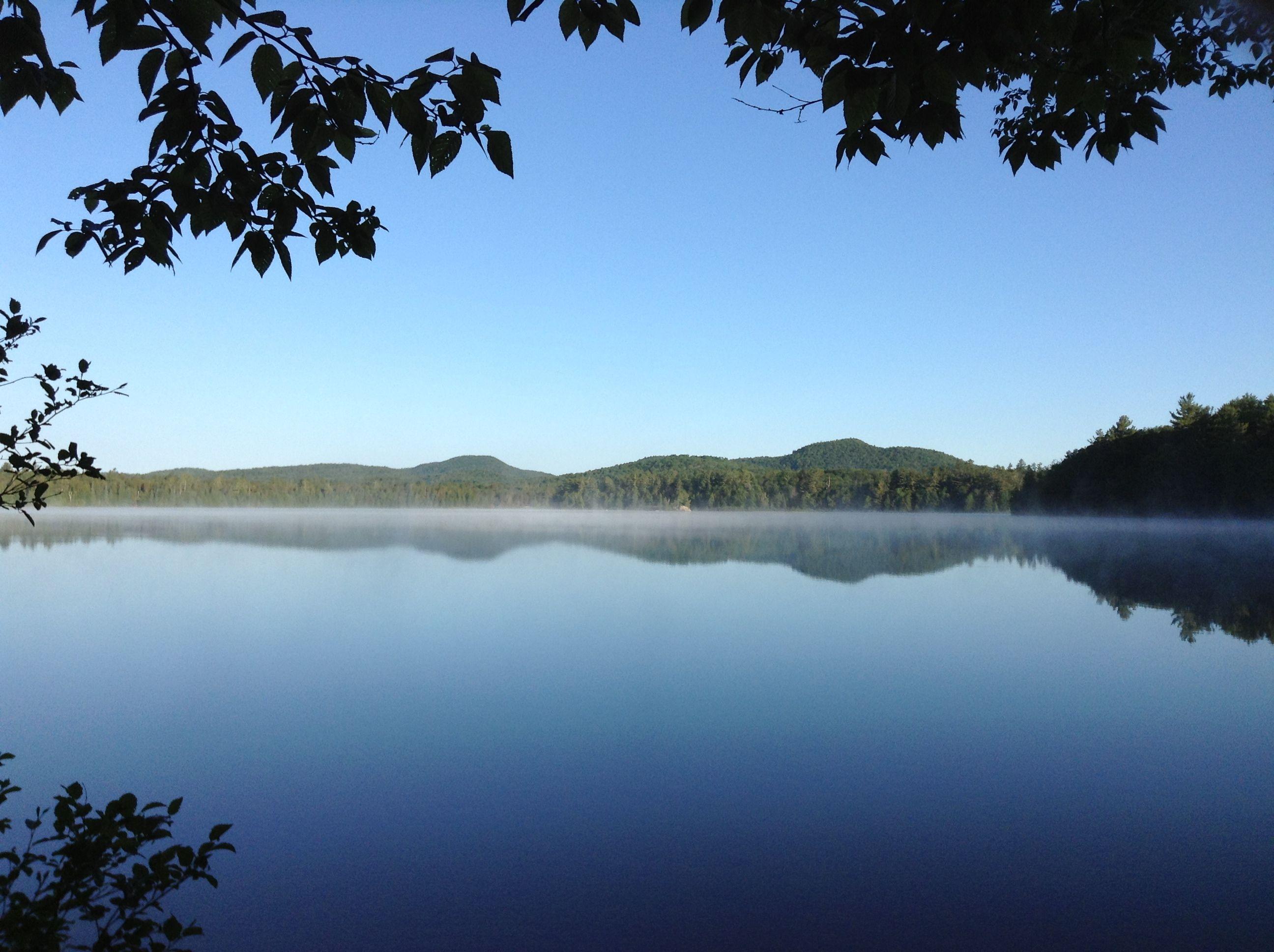 Rollins Pond Adirondacks
