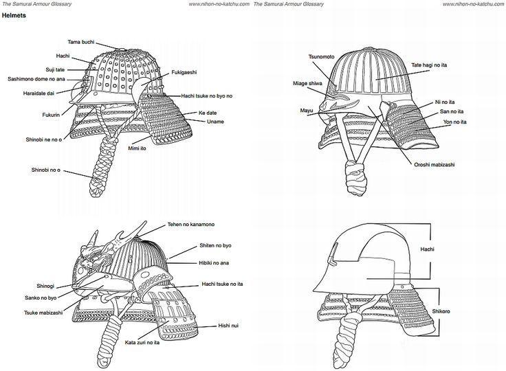 kabuto helmet template google search diy and crafts With samurai helmet template
