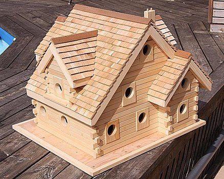 Best Extreme Birshouse Bird Houses Bird House Cedar Shingles 400 x 300