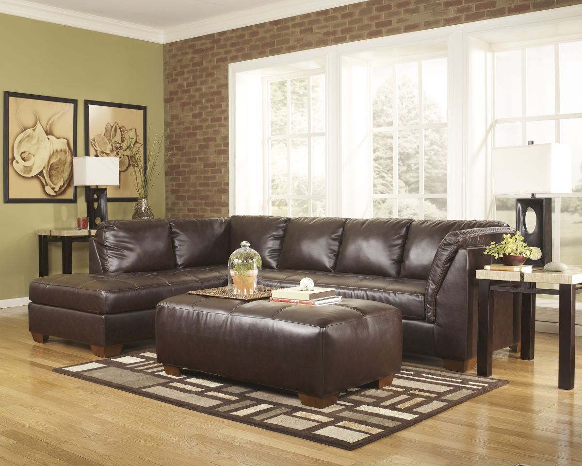 fairplay mahogany sectional with ottoman ottomans upholstery and