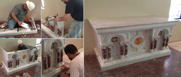 altar decoration at home - Google Search | InfantJesus | Pinterest ...