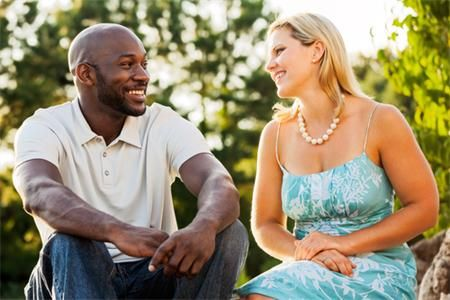 black dating blog
