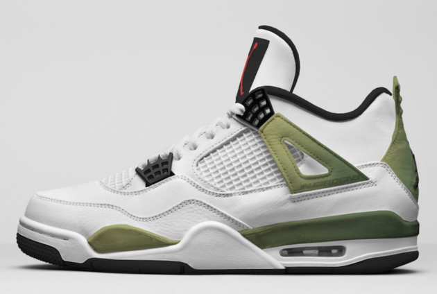 hot sale online 04126 7ec60 Air Jordan 4 Pale Citron To Debut Next Year Release Date  June 14, 2018
