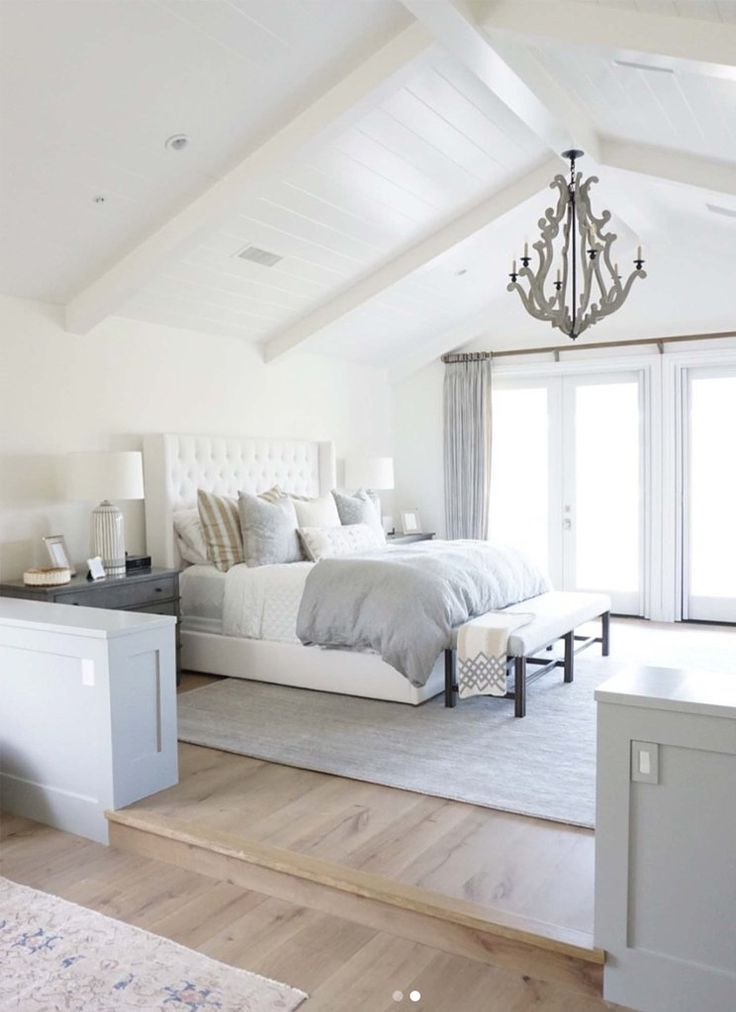 49 Most Popular Modern Dream House Exterior Design Ideas 3 In 2020: T&G - White Painted Ceiling, In 2020