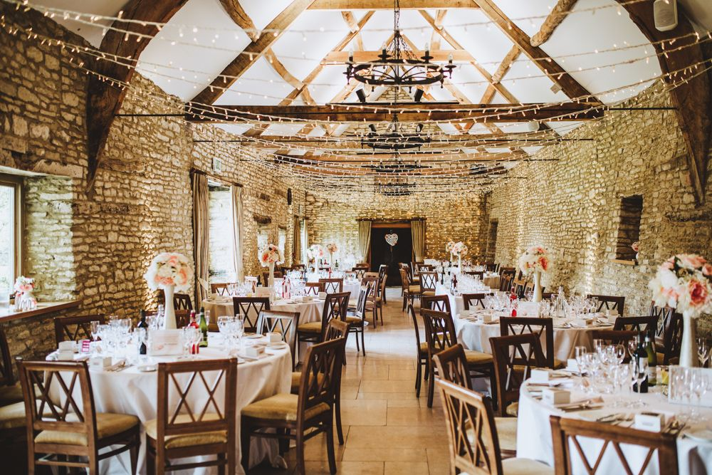 Caswell House Cotswolds Wedding Venue For A Black Tie