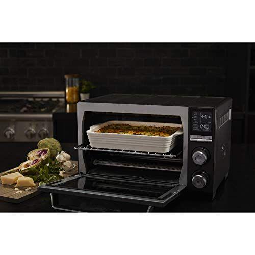 Calphalon Quartz Heat Countertop Toaster Oven, Dark ...