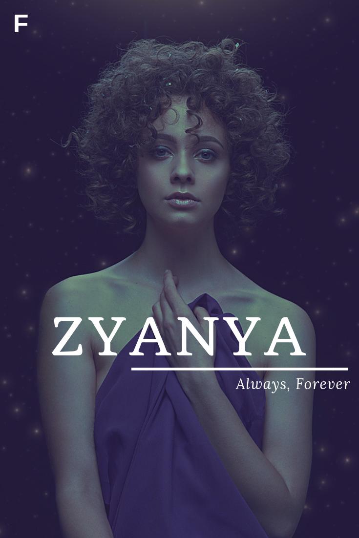 Zyanya, bedeutet immer, für immer, aztekische Namen, Z Babynamen, Z Babynamen, ... #babynamesboy