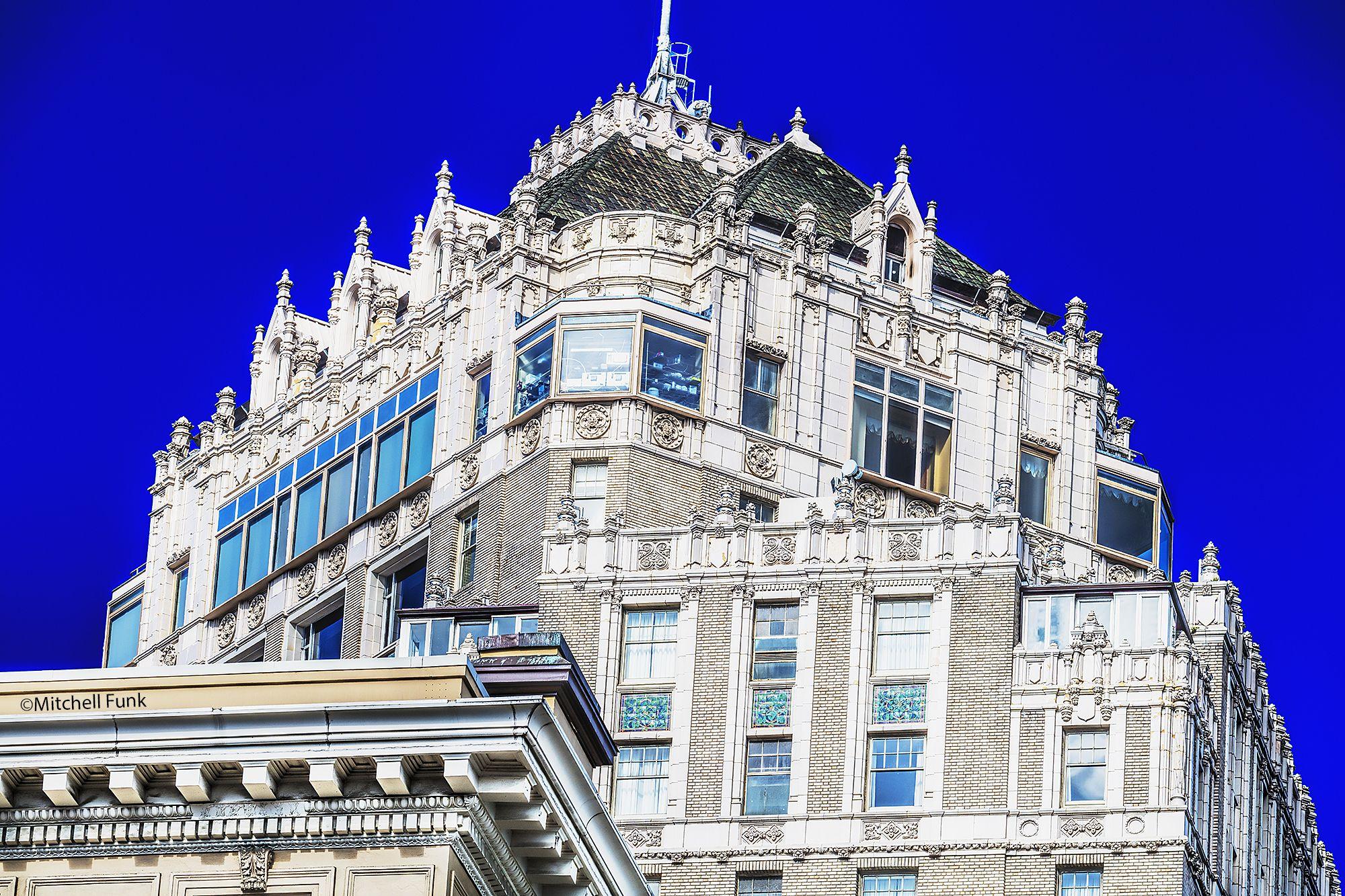 Top Of The Mark Hopkins Hotel, San Francisco mitchellfunk ...