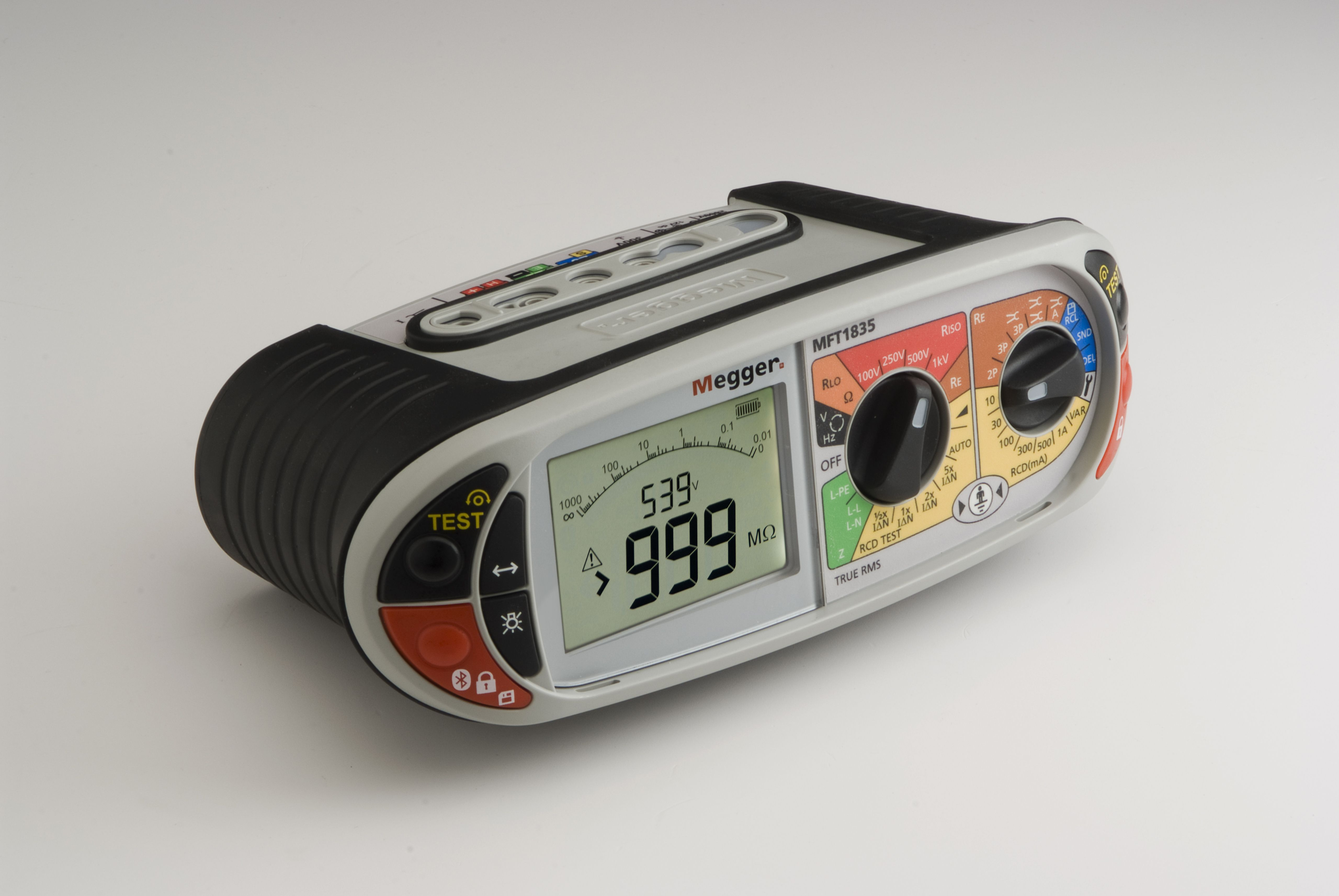 Megger MFT1835 Multifunction Tester for checking and certifying ...