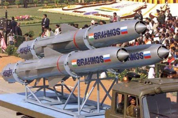 PJ-10 BrahMos