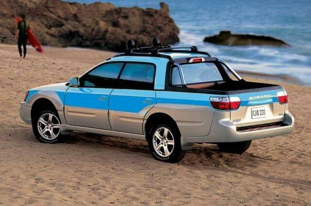 Pin By Fred Loges On Subaru Truck Baja Brat Subaru Baja Best Cars For Camping Subaru