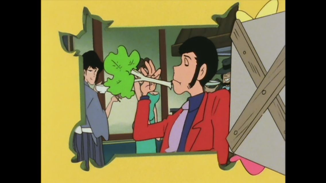 lupin the 3rd 2nd series