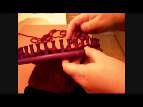 Basic Hat Youtube Crochet Pinterest Loom Knitting Loom