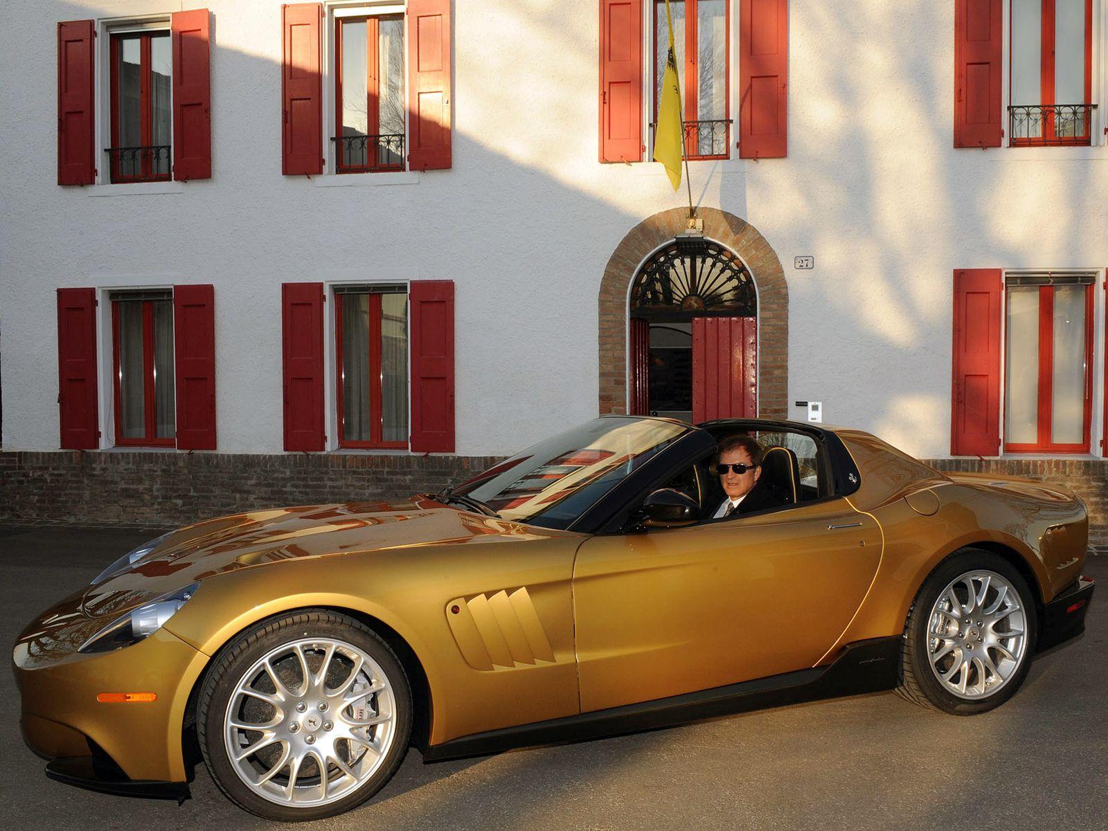 Ferrari P540 Superfast Aperta '2009