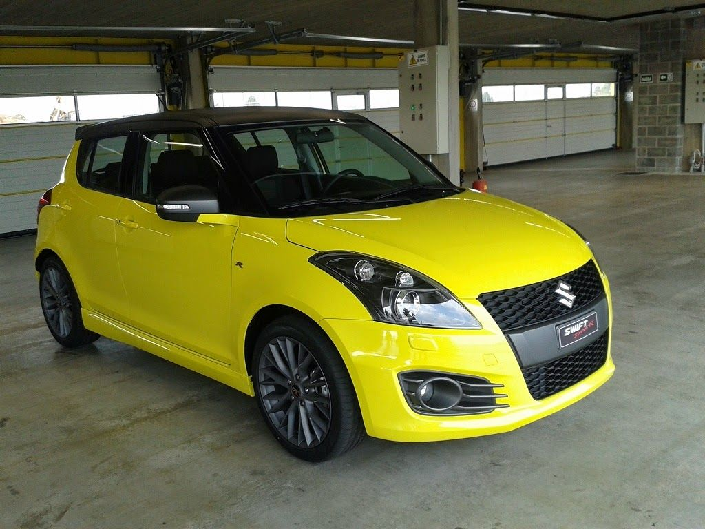 Suzuki swift sport 2013 pictures to pin on pinterest - Suzuki Swift Sport R