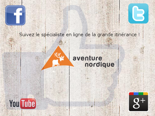 Vous êtes toujours plus nombreux à nous suivre. Nous vous remercions de votre fidélité ! La communauté Aventure Nordique s'agrandit de jour en jour et c'est un plaisir de partager avec vous notre passion pour les sports de montagne et les activités outdoor. http://www.blog.aventurenordique.com/reseaux-sociaux/