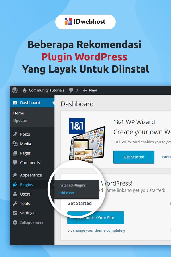Rekomendasi Plugin Wordpress Yang Layak Untuk Diinstal Coding Membaca Pengikut