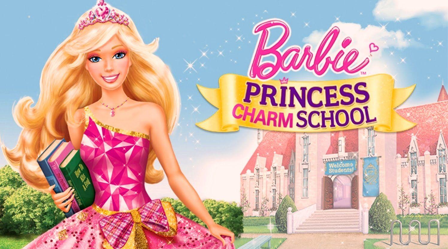 Youtube Princess Charm School Barbie Princess Barbie