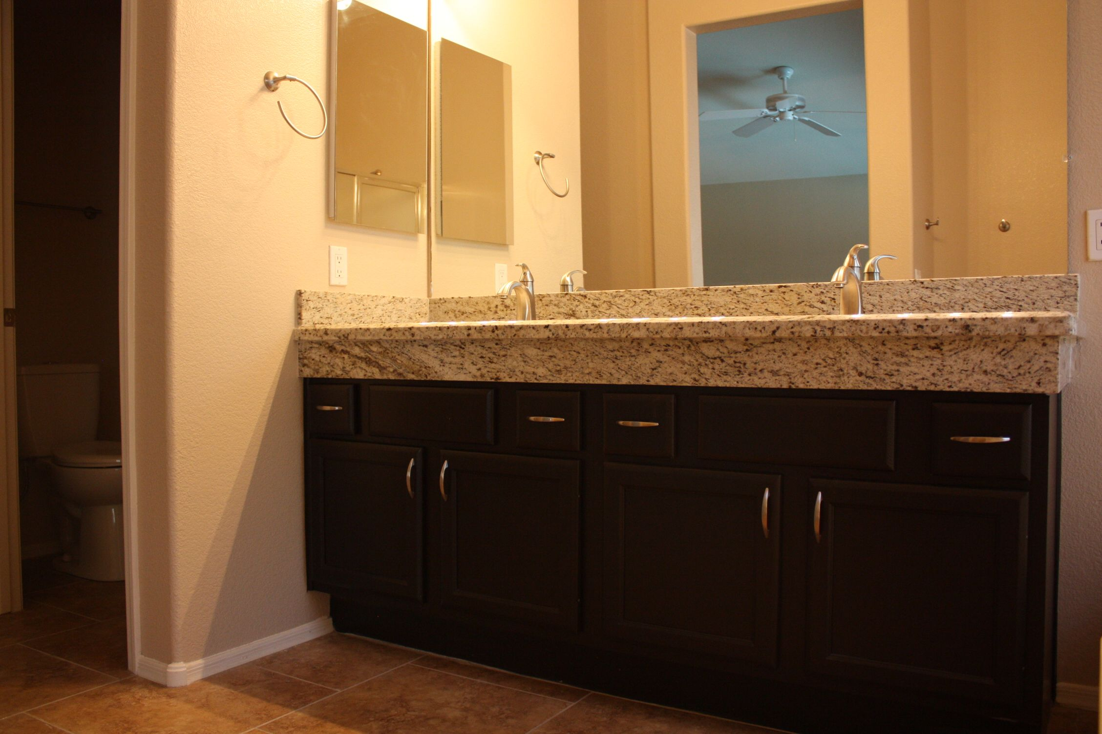 Raise The Height Of Your Bathroom Counters Bathroom Vanity Bathroom Vanity Sizes Home Depot Bathroom Vanity